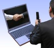 Nuovo software Fotografia Stock Libera da Diritti