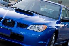 Nuovo Subaru Fotografie Stock