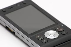 Nuovo telefono mobile Immagine Stock Libera da Diritti