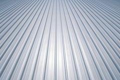 Nuovo tetto del metallo Immagine Stock