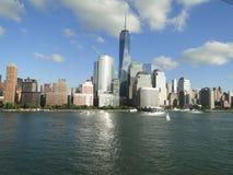 Nuovo World Trade Center fotografia stock libera da diritti