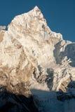 Nuptse from Kala Patthar. Nuptse from summit of Kala Patthar, Khumjung, Solu Khumbu, Nepal Royalty Free Stock Images