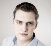 Nur ein junger Mann Stockfoto