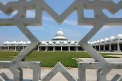 An-Nur Mosque a.k.a Petronas Technology University Mosque Stock Image