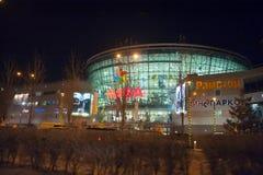 Nur-sultan, Astana, Kazachstan, kapitaal, Centraal-Azië stock foto's