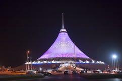 Nur-sultan, Astana, Kazachstan, kapitaal, Centraal-Azië stock foto
