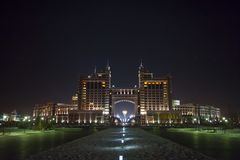Nur-sultan, Astana, Kazachstan, kapitaal, Centraal-Azië stock afbeelding