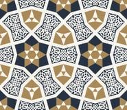 Nurabad Seamless Pattern Royalty Free Stock Photos