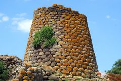 Nuraghe Photos stock