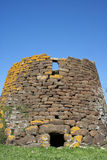 Nuraghe Royalty Free Stock Photo