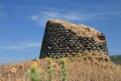 Nuraghe di Paddaggiu,Sardinia Royalty Free Stock Image