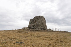 Nuraghe Is Paras Royalty Free Stock Photo