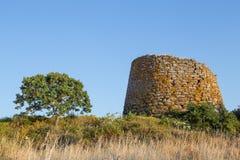 Nuraghe Ruju Sardinia Royalty Free Stock Image