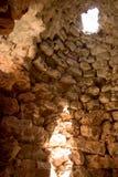 Nuraghe in Sardegna - in Italia Fotografia Stock Libera da Diritti