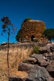 Nuraghe of Sardinia Royalty Free Stock Photography