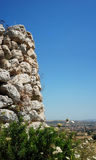 Nuraghe Sardinian Fotografia de Stock