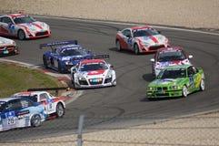 Nurbegring 24 raças da hora Fotografia de Stock Royalty Free