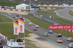 Nurbegring 24 raças da hora Fotografia de Stock