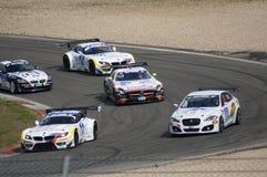 Nurbergring 24 raças da hora Imagens de Stock