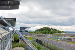 Nurburgring, Germany Stock Images