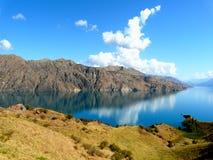 Nurek-Reservoir Stockbilder