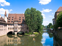 Nuremberg Imagens de Stock Royalty Free
