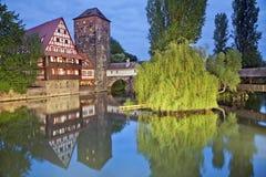 Nuremberg, Alemania Fotos de archivo