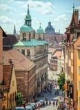 Nuremberg, Alemania Imágenes de archivo libres de regalías