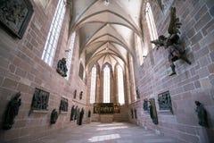 Nuremberg, Alemania - 5 de junio de 2016: La colección de s medieval imagenes de archivo
