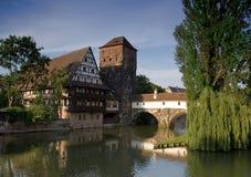 Nuremberg Allemagne image libre de droits