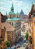 Nuremberg, Allemagne Images libres de droits