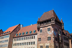 Nuremberg Architecture Stock Images