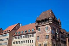 Nuremberg Architecture Stock Images