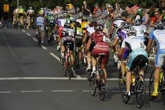 Nuremberg, Bike Race Around the Historical City Royalty Free Stock Images