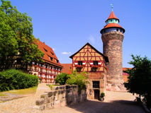 Free Nuremberg Castle Royalty Free Stock Images - 26559359