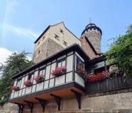 Nuremberg Castle Royalty Free Stock Photo