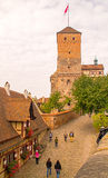 Nuremberg Castle, Germany Royalty Free Stock Photography