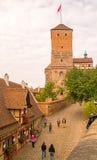 Nuremberg Castle, Germany Royalty Free Stock Photography