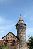 Nuremberg castle Stock Photos