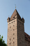 Nuremberg castle, Nuremberg, Germany Royalty Free Stock Image