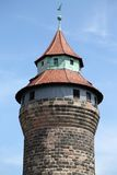 Nuremberg castle Royalty Free Stock Photo