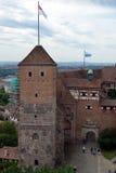 Nuremberg Castle Royalty Free Stock Image
