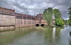 Nuremberg, Duitsland Stock Afbeeldingen