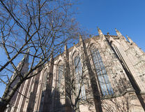 Nuremberg, Germany – December 30, 2016: St. Sebaldus church Stock Photo