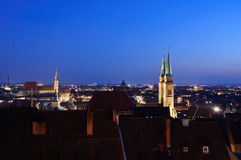 Nuremberg, Germany Royalty Free Stock Image