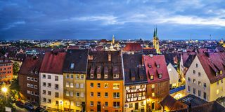 Nuremberg, Germany Royalty Free Stock Photo