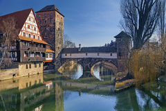 Nuremberg, Germany. Stock Images
