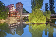 Nuremberg, Germany. Stock Photos