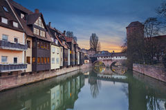 Nuremberg, Germany. Stock Photo