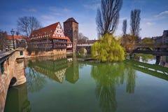 Nuremberg, Germany. Royalty Free Stock Photo